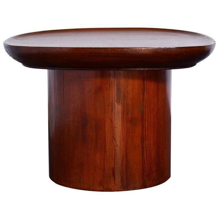 Axel Einar Hjorth Utö Side Table Nordiska Kompaniet   From a unique collection of antique and modern side tables at http://www.1stdibs.com/furniture/tables/side-tables/