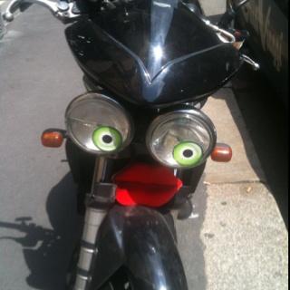 Lady Bike in Milano