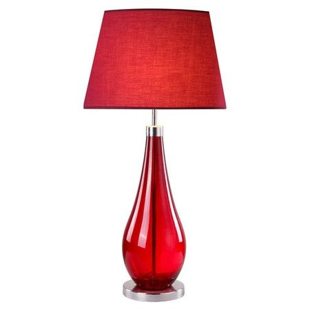 Red Lamp for master bed room