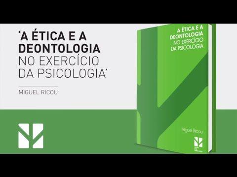 """Lançamento do livro OPP """"A ética e a deontologia no exercício da psicolo..."""