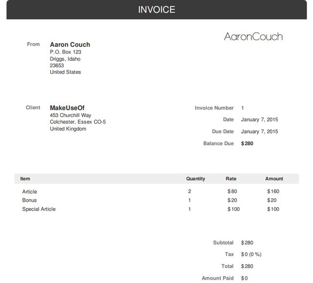 13 best Work images on Pinterest Invoice design, Invoice - when invoice is generated