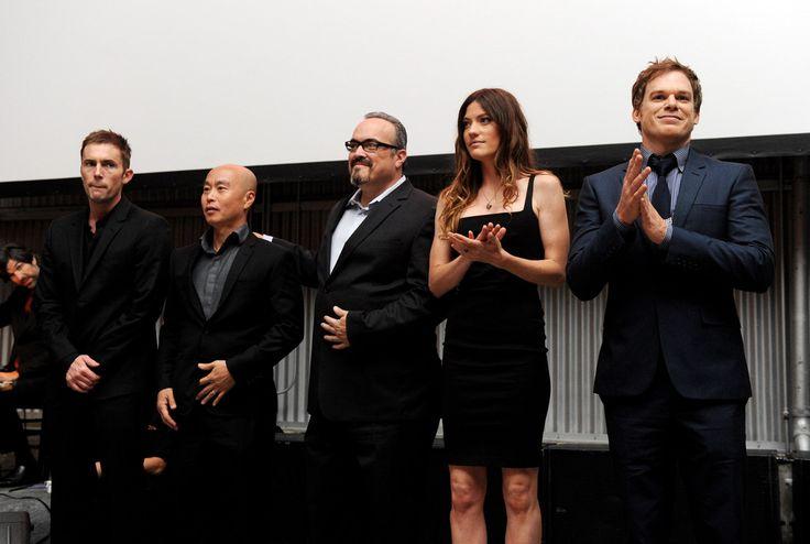 Showtime Dexter Season 8 Premiere Screening Cast