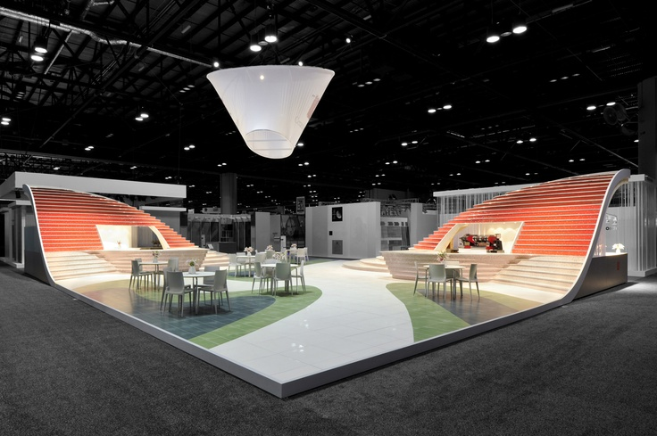 """""""Piazza Ceramica"""" by e+i studio returns to Coverings!"""
