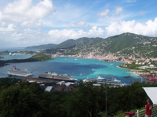 Airline Tickets To St Thomas Virgin Islands