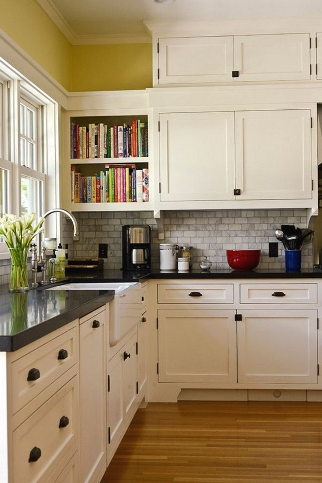 cool kitchen renovation ideas | NYC Apt in 2019 | Craftsman kitchen on bungalow attic remodel, modern kitchen renovation, tudor kitchen renovation, bungalow bathroom, deck house kitchen renovation, bungalow renovations before and after, vintage kitchen renovation, rustic kitchen renovation, 1930s bungalow renovation, semi kitchen renovation, 1930 kitchen renovation, ranch kitchen renovation, bungalow renovation ideas, bungalow style dining room, bungalow bedroom, home kitchen renovation, bungalow house renovation, bungalow basement renovation, farmhouse kitchen renovation, bungalow kitchens 1930,