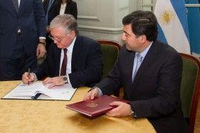 La Argentina y #Armenia firmaron acuerdos de #cooperación / #AFIP