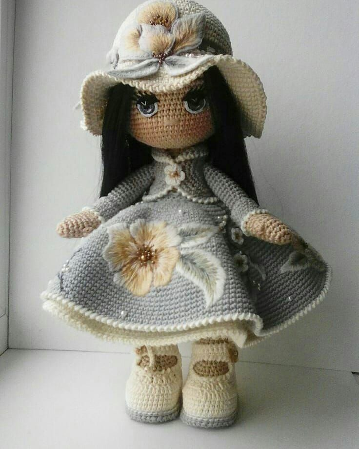 Lovely Amigurumi Doll, Animal, Plant, Cake and Ornaments Pattern ... | 920x736