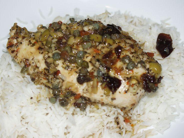 Dream dinners chicken mirabella