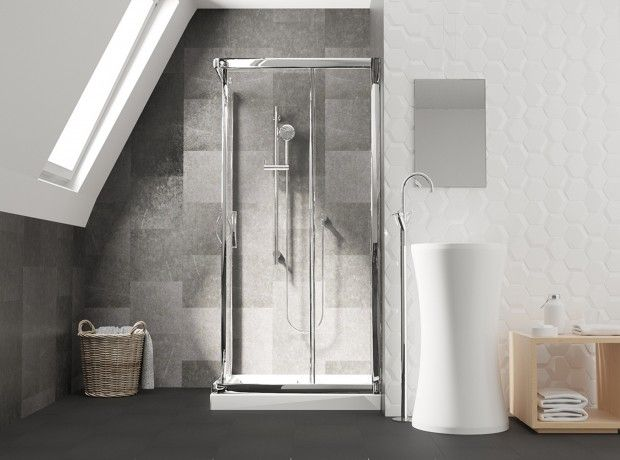 75 best images about walk in shower small bathroom on Walk in shower kits