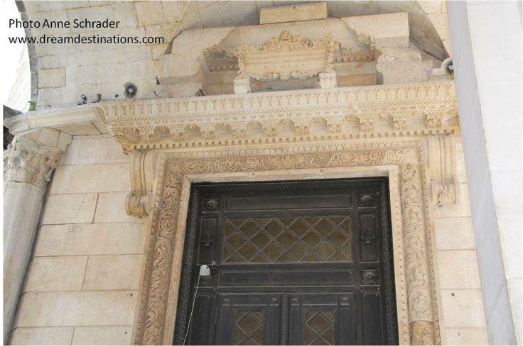 Door in Split Croatia