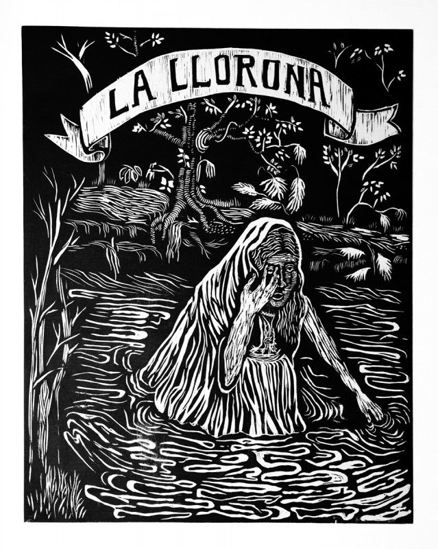 La Llorona (The Crying Woman) - Mn Artists