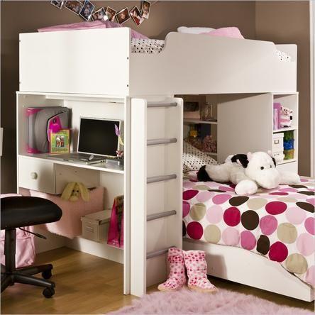 das kinderzimmer hochbett fasziniert durch seine designs designer haben ihrer fantasie freien lauf gelassen und beeindruckende betten geschafft die - Coolste Etagenbetten Mit Schreibtisch