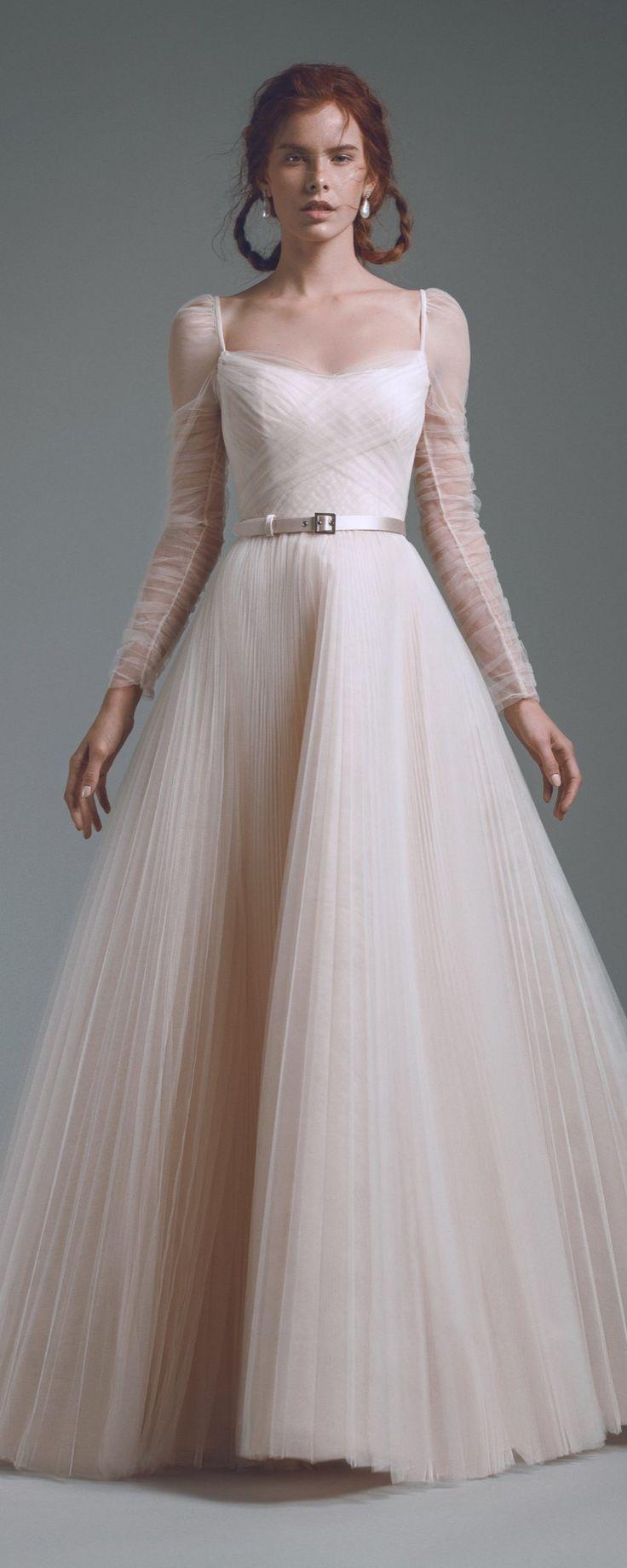 Alfazairy Herbst-Winter 2018-2019 – Couture – www.orientpalms.c …   – Vestidos de novia, robe de mariée