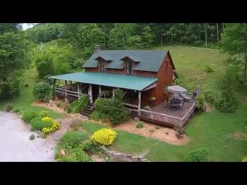 A Hidden Bed and Breakfast Retreat close to Nashville - Quietly Waiting Off the Beaten Path | Butterfly Hollow