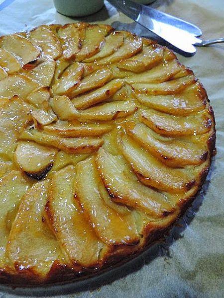 Tarta de manzana sin azúcar | Cocinar en casa es facilisimo.com