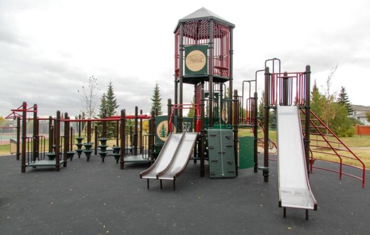 Wedgewood Heights Playground in Weber Heights