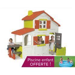 Cabane enfant Maison Duplex Smoby - brand - 499€