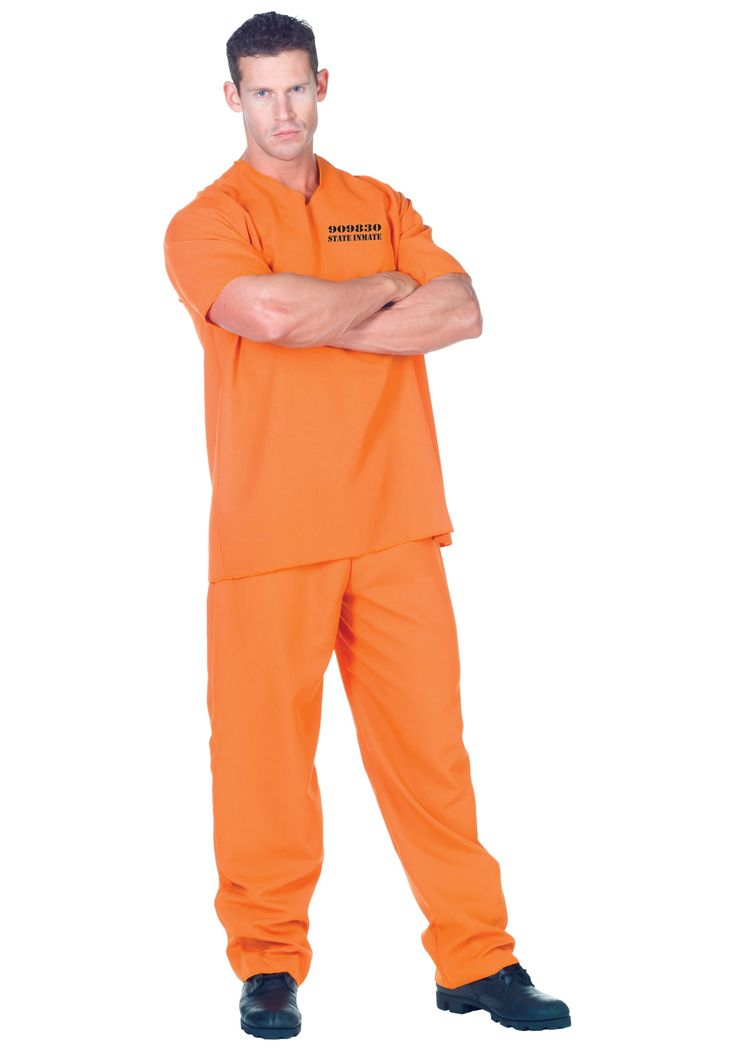 Best 25 inmate costume ideas on pinterest funny toddler the plus public offender inmate costume makes sure your time gets served behind bars or maybe at the bar whichever you choose solutioingenieria Image collections