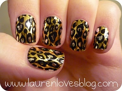 Lauren Loves... Fashion, Beauty and Lifestyle Blog: I did my own Minx nails!