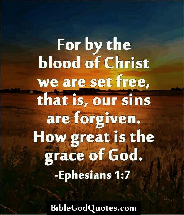 #Blod of #Jesus Christ
