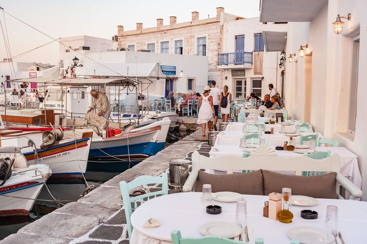 Naoussa: Places to visit in Paros, Greece - Vivere Travel