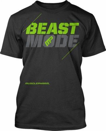 MusclePharm Sportswear Beast Mode 2K Tee