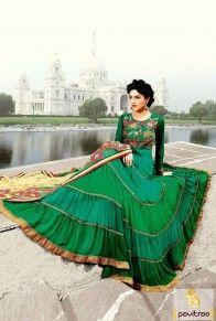 Green Net Long Anarkali Salwar Suit  #salwarkameez, #salwarsuits, #anarkalidress, #bridalsuits, #partywear, #wholesale, #dresses, #designer suits, #wedding suits, #bridal salwar kameez, #pakistani suits, #eiddresses, #partywearsuits, #wholesale, #sell  http://www.pavitraa.in/store/anarkali-salwar-suit/   Contact Us : +91-7698234040 (WhatsApp)
