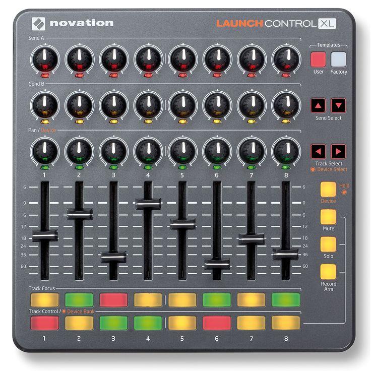 Il Novation Launch Control XL include un controller ed un mixer per Ableton Live, con: 8 fader, 24 potenziometri con LED e 16 pulsanti multi-colore per le performance. In combo con Launchpad S offre estese possibilità di controllo su Live. Incluso Ableton Live Lite e 1GB di campioni Loopmasters. Possibilità di personalizzare i colori dei […]