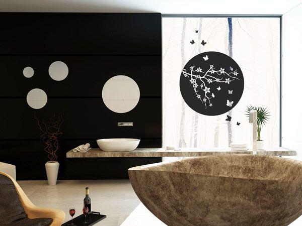 18 best Ethno Design Wandtattoos im kreativen Ethnostil images - farbe fürs wohnzimmer