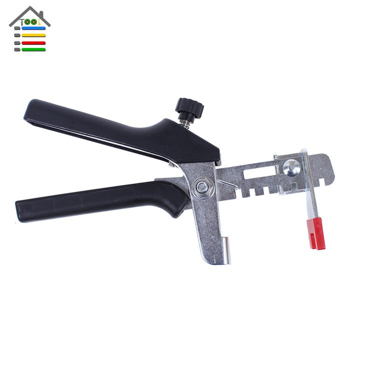 Ceramic Wall Floor Tile Leveling Plier Spacers Lippage Leveling System fit Wedges and Clips Top Renovation Worker Hand Tool