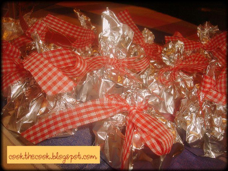 Σοκολατάκια για κέρασμα!