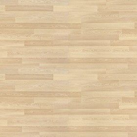 Seamless Light Wood Floor