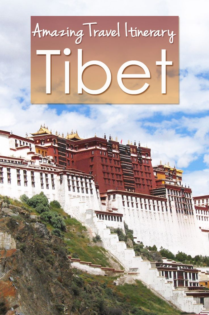 What is it like to travel in Tibet? Read my amazing adventure in Tibet