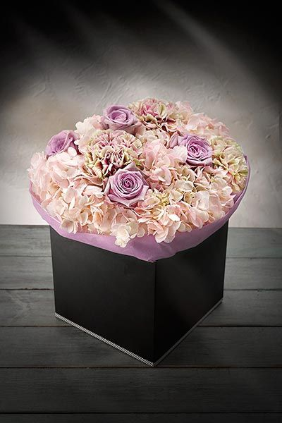 Treat your Mum to a Simply Better bouquet this Mother's Day. Simply Better Hand Tied Ocean Song Rose Gift Bouquet €25.