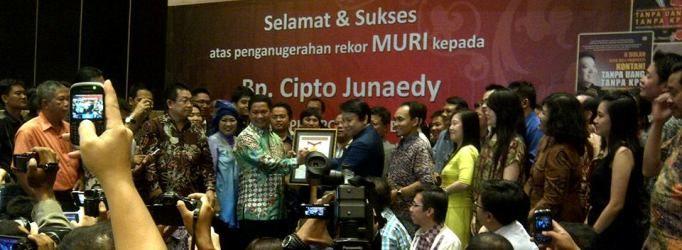 Cipto Junaedy Pakar Properti Indonesia