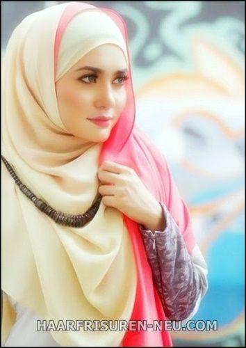 muslimische Frauen im Hijab