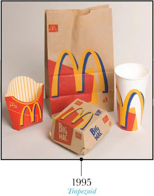 I remember these - those were the good old days. Miss the simplicity of the old Big Mac boxes. And also, i remember when fish sandwiches at McDonald's were wrapped in blue paper and not put in a box.