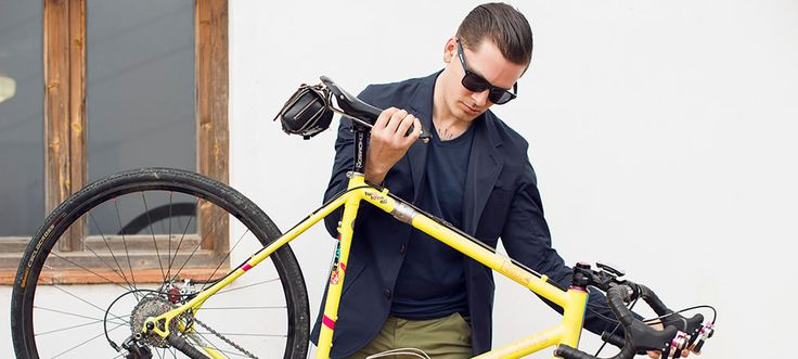 """Daily Tasks Influence Trends--- """"The Best Commuter Cycle Gear"""" - http://www.fashionbeans.com/2015/the-best-commuter-cycle-gear/"""