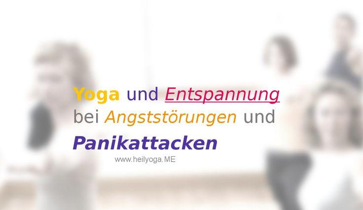 Yoga bei Angst: Yoga-Übungen bei Angststörungen und Panikattacken Yoga bei Angst und Panikattacken – danach wird zunehmend gefragt. Hierzeige ich dir bewährte Übungen, die dann gut passen. Damit kommt man bei Angst und Depression gut in die Ruhe. … Tags: HeilyogaPosting