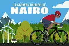 ´Pedalee´ junto a Nairo Quintana y reviva en este juego su carrera triunfal