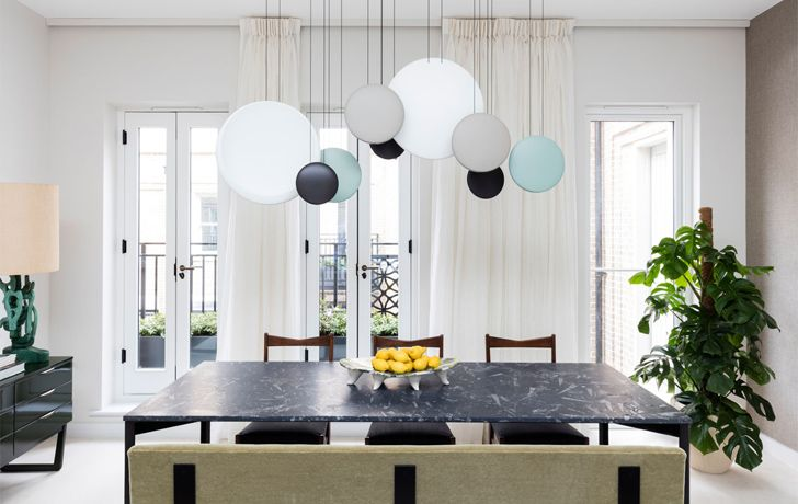 Стильный дизайн от Studio Ashby | Пуфик - блог о дизайне интерьера