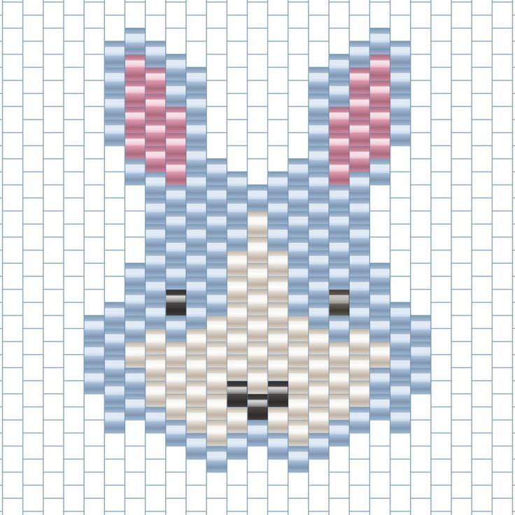 Tissage peyote. MATERIAUX: perles miyuki 11/0 suivante : Copyright©ArrowWorkshop.com