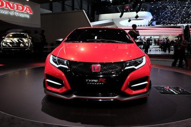 Honda Civic Type-R, Salone di Ginevra 2014 - 04