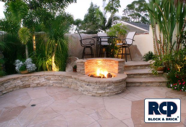 A Variety Of Different Fire Pit Job Photos FIRE PITS