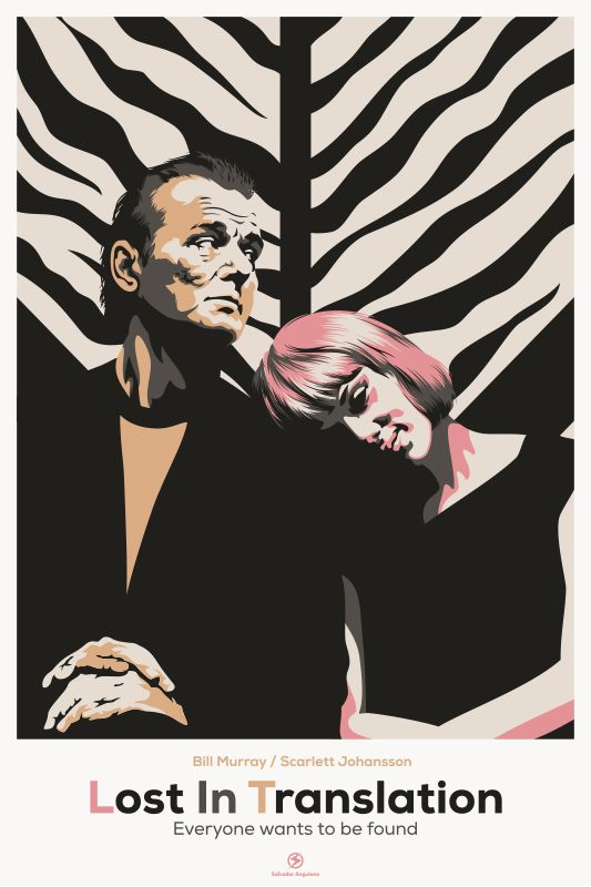 Lost In Translation by Salvador Anguiano