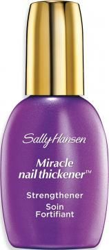 An advanced thickening treatment targeting soft, thin and ridged nails. Exclusive calcium and ceramic gel formula reinforces and smoothes nails. Fortifying treatment fills in ridges and imperfections so nails look smooth, healthy and shiny. The results? Thicker, harder, stronger nails that last! *Measured layers of nail protection.