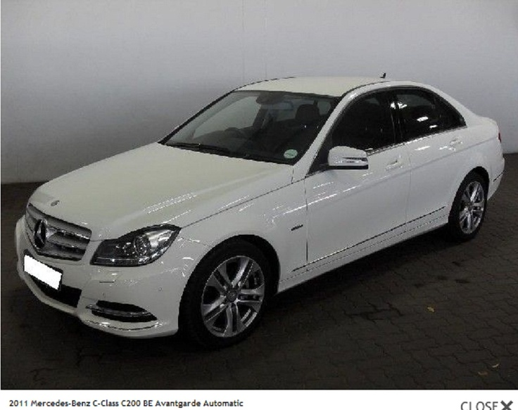 2011 mercedes benz c class c200 be avantgarde automatic for sale in south africa http www. Black Bedroom Furniture Sets. Home Design Ideas