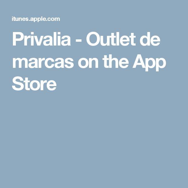 Privalia - Outlet de marcas on the App Store