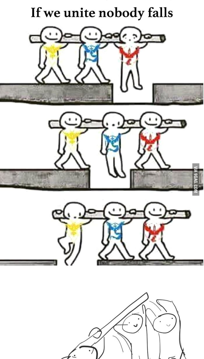 Team Work Funny Comics Best Funny Pictures Funny Pictures