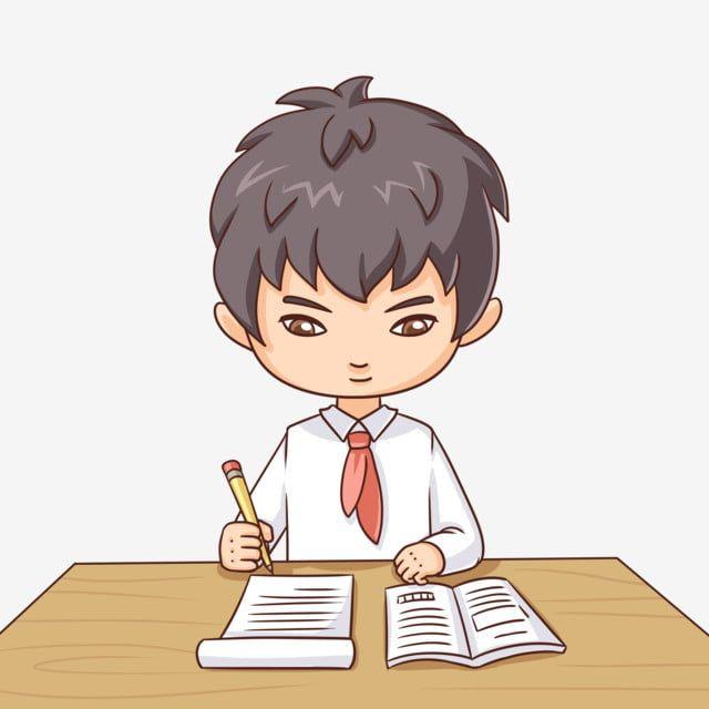 Study Homework Student Manga Clipart De Licao De Casa Estude Dever De Casa Imagem Png E Psd Para Download Gratuito Png Manga Imagens Manga